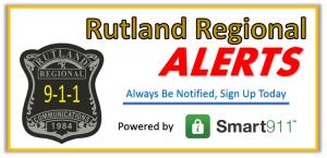 Rutland Regional Alerts